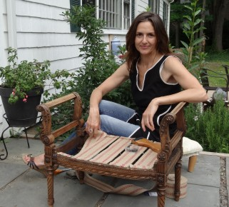 Sophie Bailly-Soulier, chair Redesigner