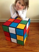 Genius cube ottoman